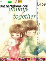 Always Together theme screenshot