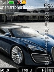Bugatti 17 theme screenshot