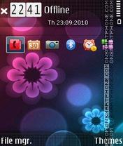 Color suoaitubiao MM es el tema de pantalla