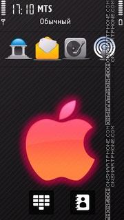 Iphone O2 theme screenshot