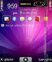 Mac osx v1.3 by ishaque es el tema de pantalla