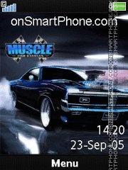 Muscle Car 02 es el tema de pantalla