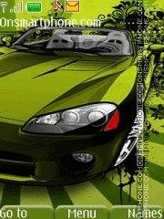 Nfs Dodge Viper tema screenshot