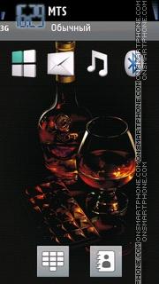 Скриншот темы Drink 02