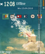 Fzhlol theme screenshot