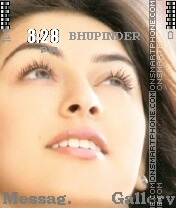 Hansika2 theme screenshot