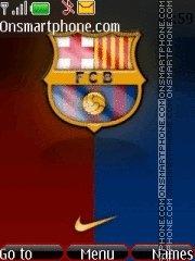 Barselona 01 theme screenshot