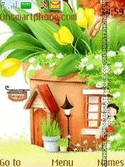 Home Sweet Home 01 theme screenshot