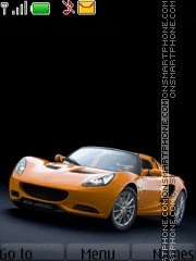 Lotus Elise L13 theme screenshot