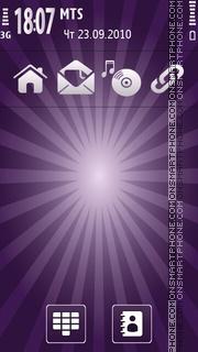 Bright 01 tema screenshot