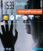 Where U are theme screenshot
