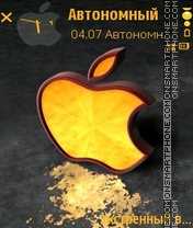 Apple themetosh theme screenshot