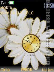 Camomile Clock theme screenshot