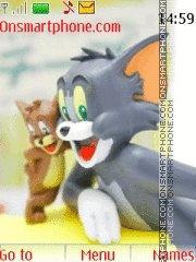 Скриншот темы Tom And Jerry 22