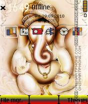 Скриншот темы Ganesha 02