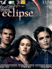 Eclipse1 Theme-Screenshot