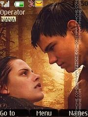 Bella and Jacob es el tema de pantalla