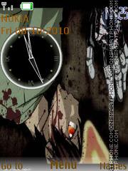 Tsuna Sawada2 es el tema de pantalla