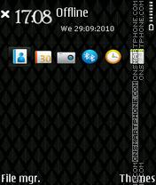 Stripes 3rd theme screenshot