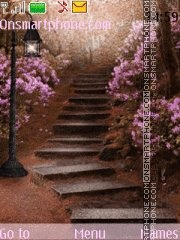 Stairway to... tema screenshot