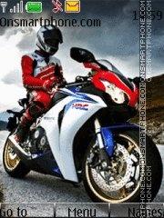 Superbike With Tone 01 theme screenshot
