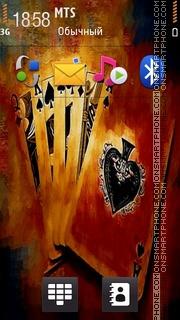 Cards 03 es el tema de pantalla