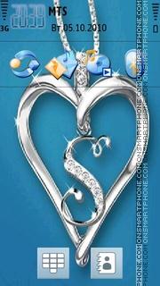 Letter S 03 theme screenshot
