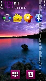 Nature V5 theme screenshot