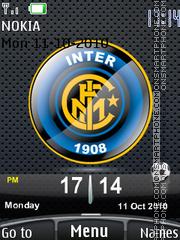 Fc Inter 2010 theme screenshot