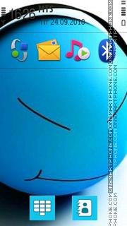 Cool 03 tema screenshot