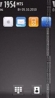 Imatte V2-For V50 theme screenshot