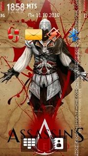 Assassins 02 theme screenshot