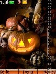 Скриншот темы Halloween 2013