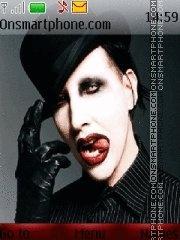 Marilyn Manson 03 es el tema de pantalla
