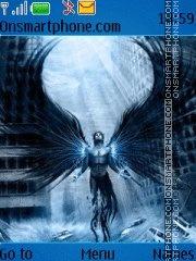Dark Angel theme screenshot