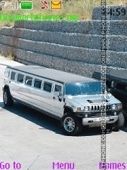 Hummer tema screenshot