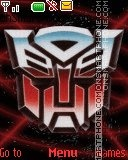 Transformers Autobot es el tema de pantalla