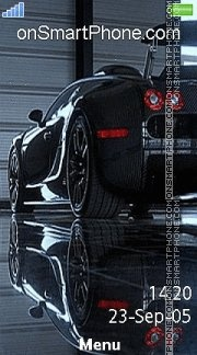 Bugatti Veyron 12 es el tema de pantalla