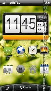 Homescreen Android es el tema de pantalla