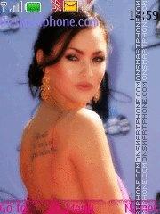 Megan Fox 25 es el tema de pantalla
