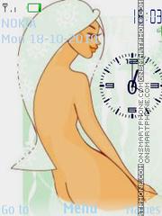 Pisces 08 tema screenshot