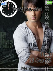Shahid Koopur theme screenshot