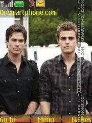 The Vampire Diaries 03 theme screenshot