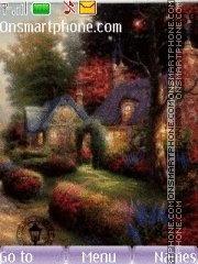 Скриншот темы Nice cottage