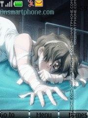 Скриншот темы Dark side of Anime