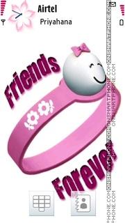 Friends Forever 02 es el tema de pantalla