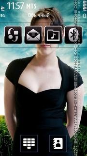 Cute Kristen Stewart es el tema de pantalla