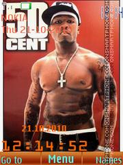 Fifty Cent es el tema de pantalla