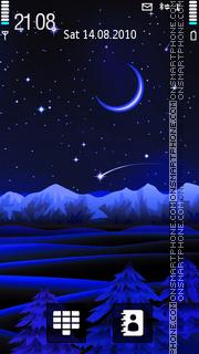 Скриншот темы Moonshine 01
