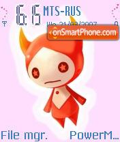 Little Devil es el tema de pantalla